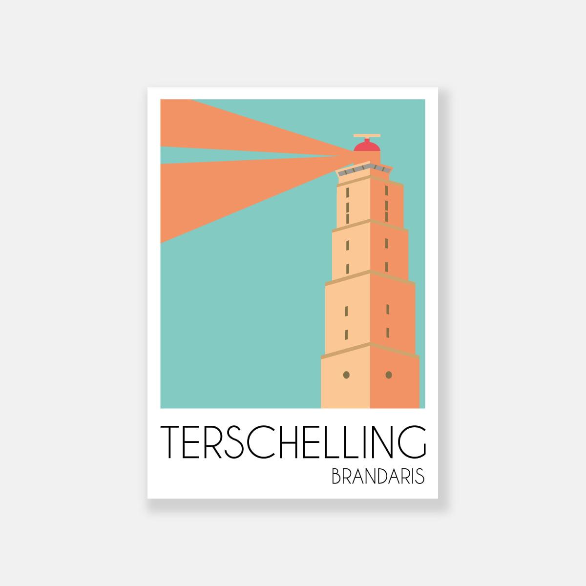 Poster Terschelling