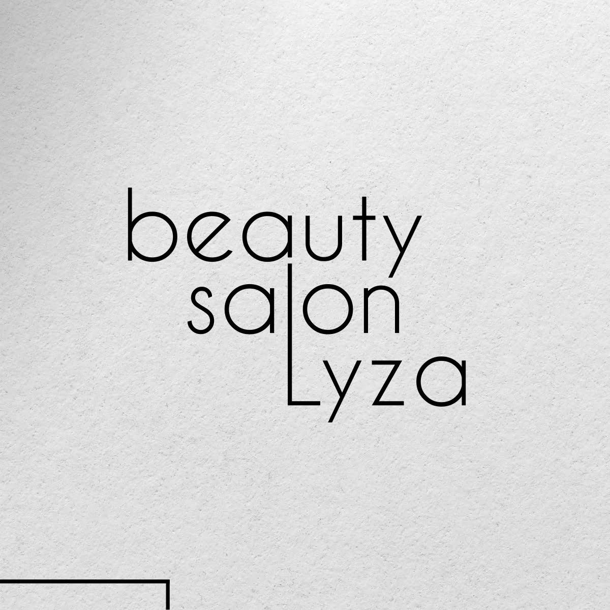 Logo Beauty Salon Lyza
